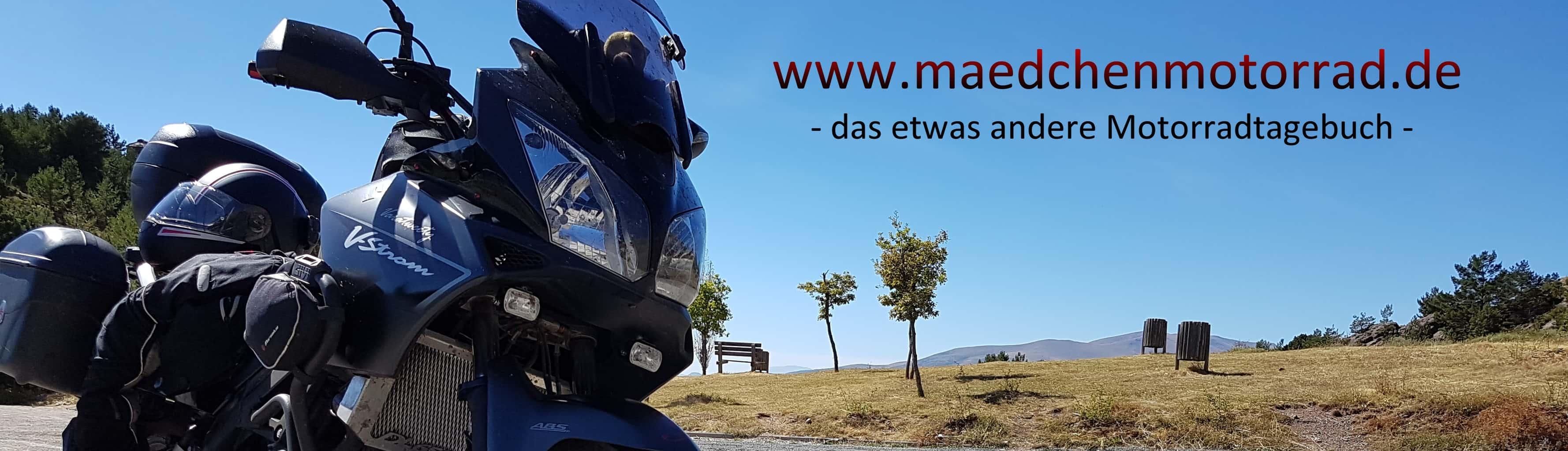 Maedchenmotorrad