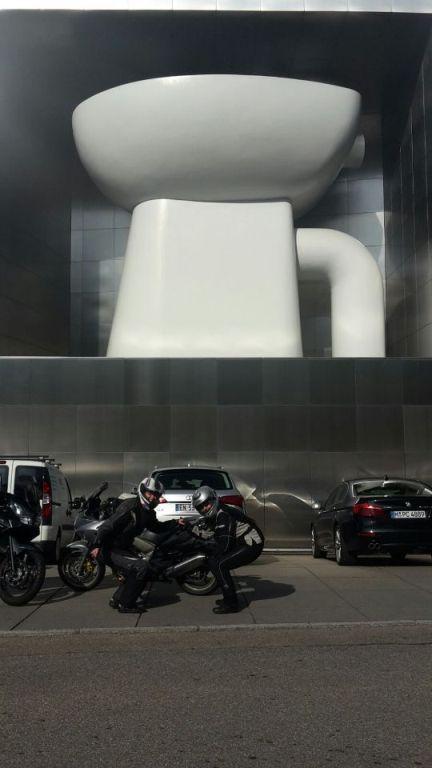Das größte Klo der Welt -äh - Toilette ;-)