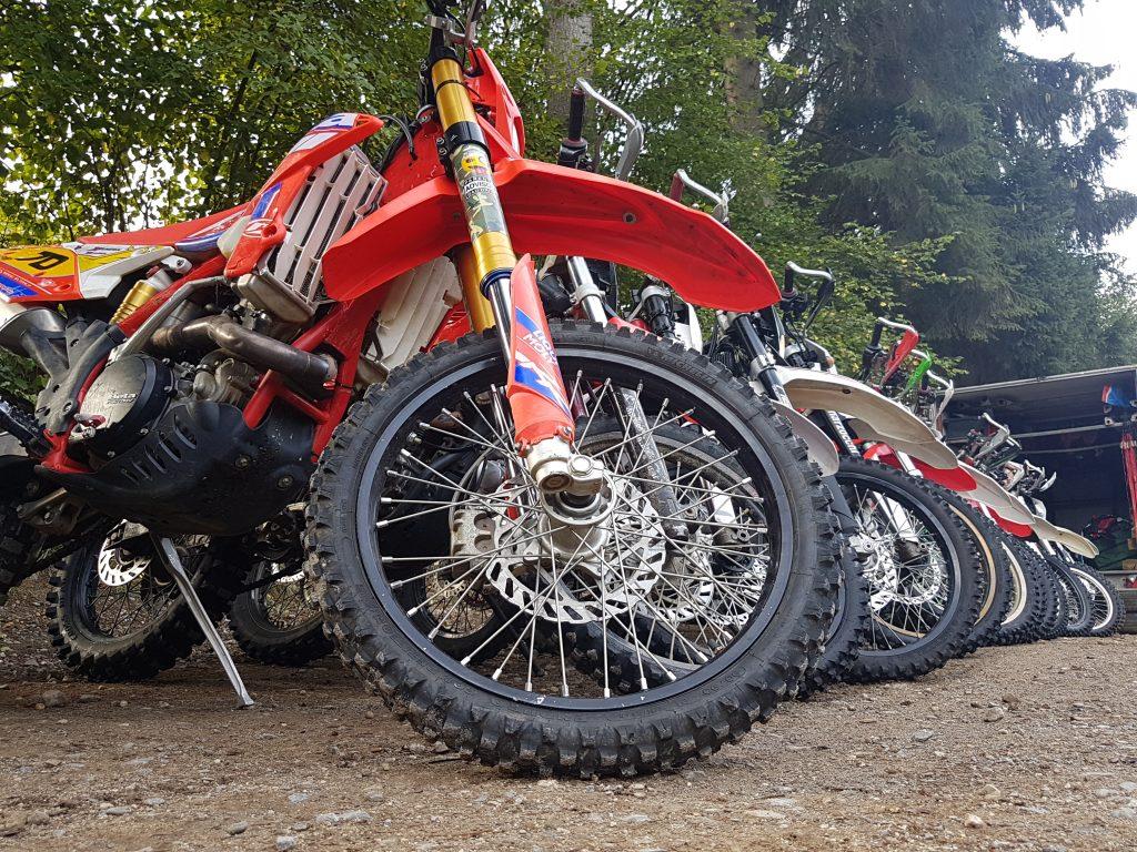 Enduro-Motorräder