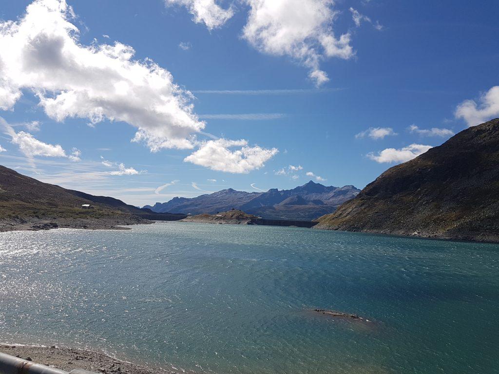 Lago di M. Spluga