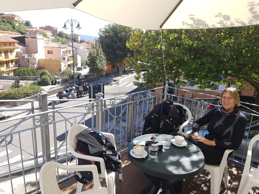 Café in Bultei