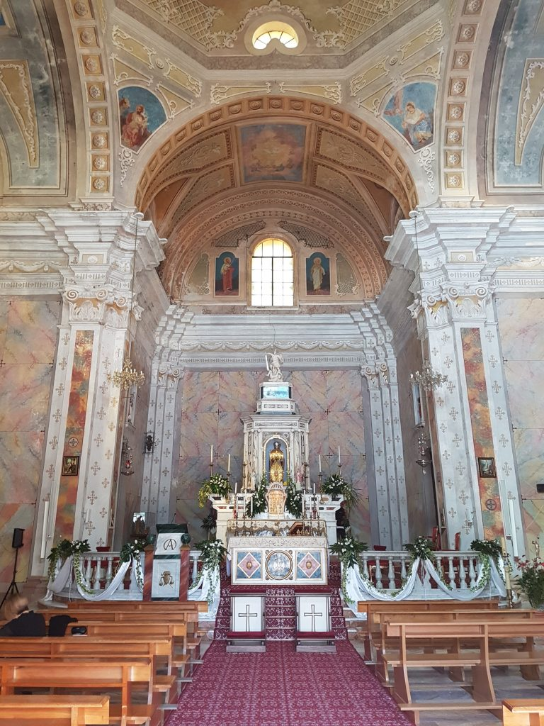 Kirche von Nurri