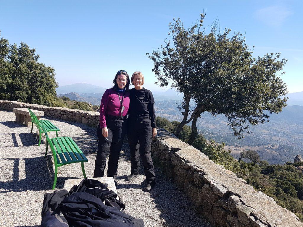 Am Monte Ortobene