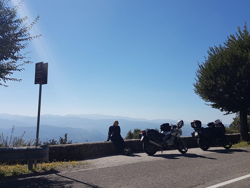 Belvedere am Monte Ortobene