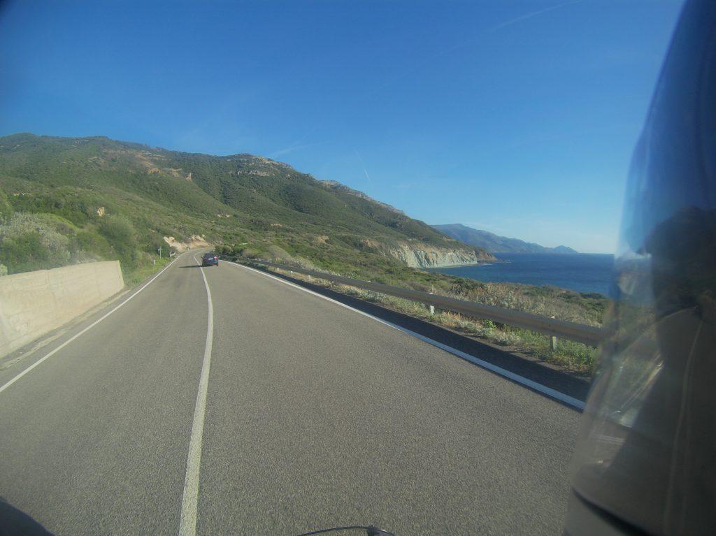 Auf der SP49 nach Bosa