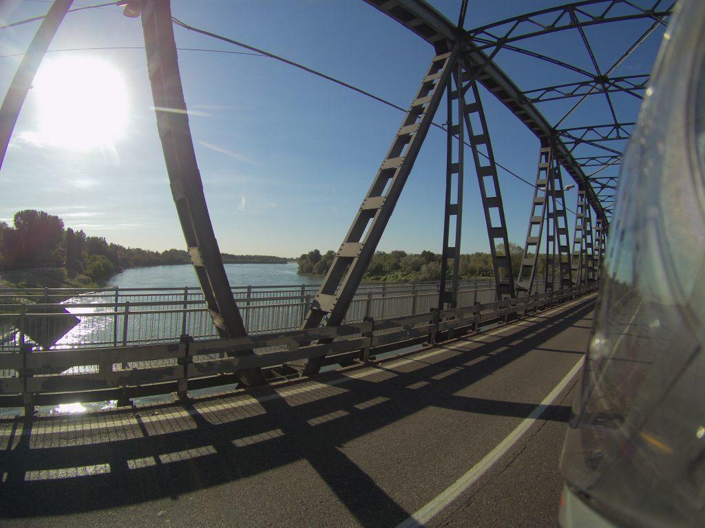 Tolle Stahlbrücke