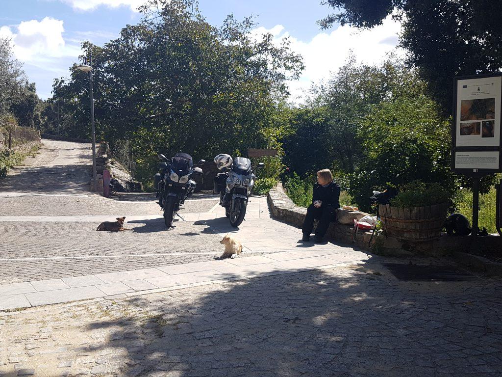 Picknick-Idylle in Sadali