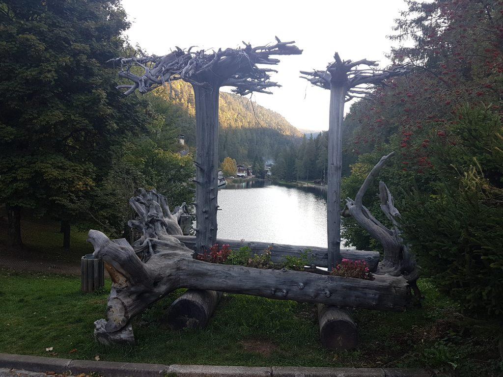 Morgenidylle am Lago Smeraldo