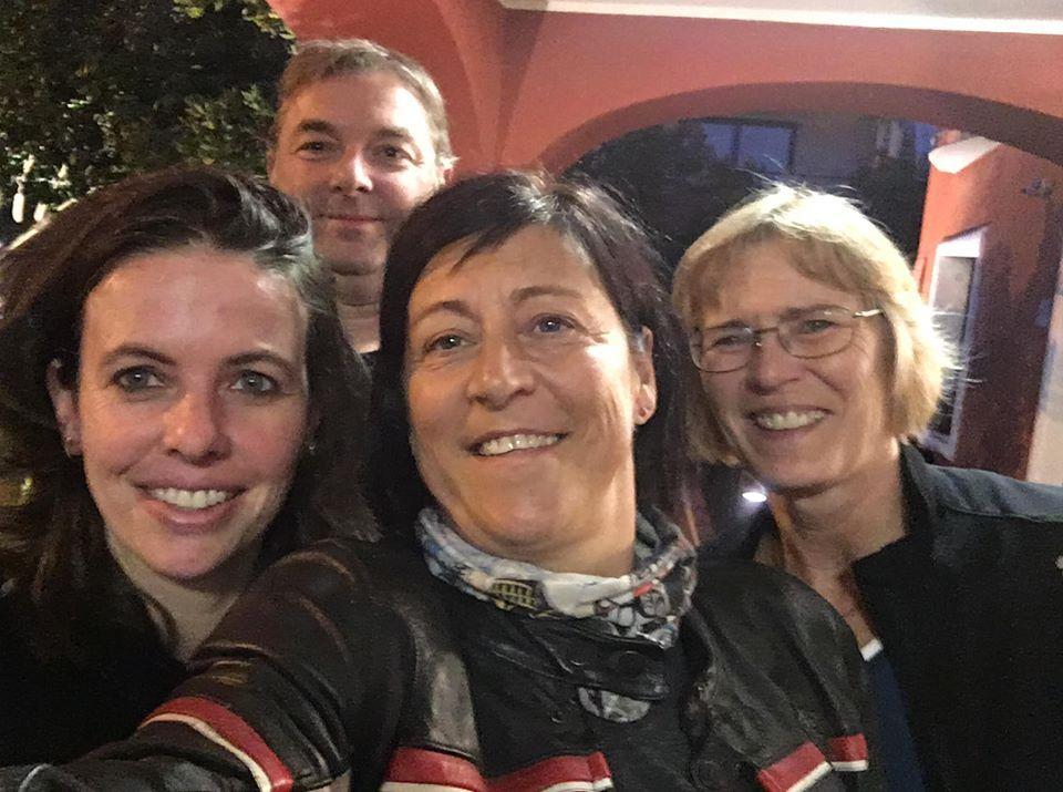 Suse Moto und die drei anderen! ;-)