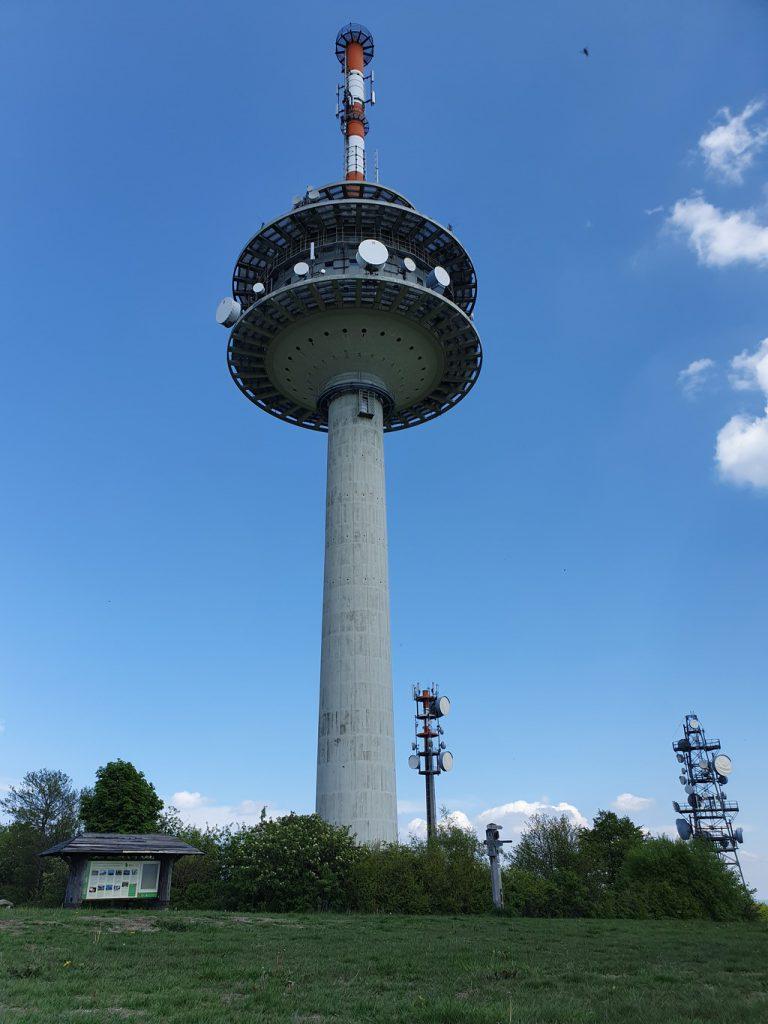 Turm auf dem Köterberg