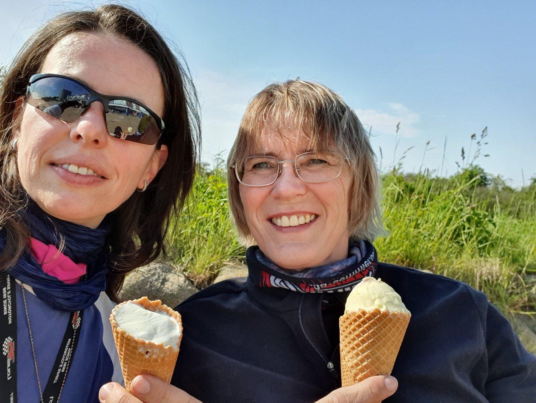 Eis in Pelzerhaken