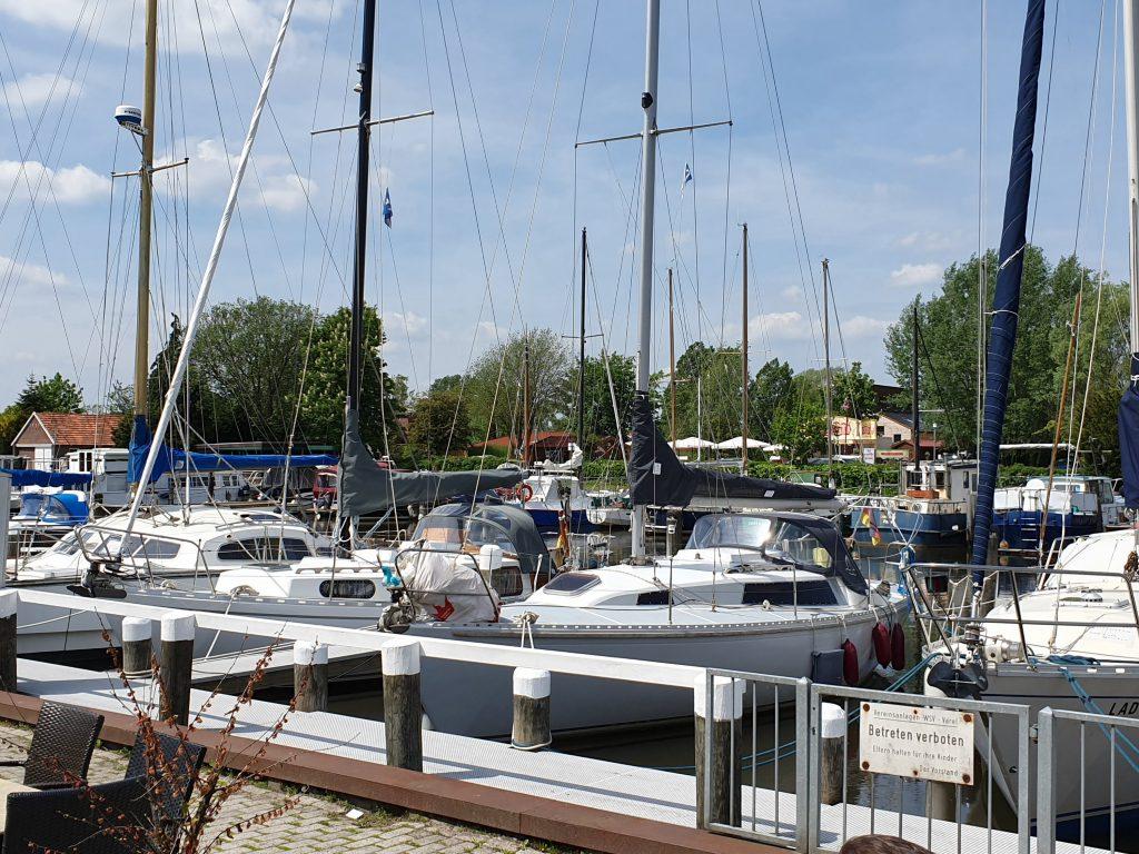 Hafen von Varel