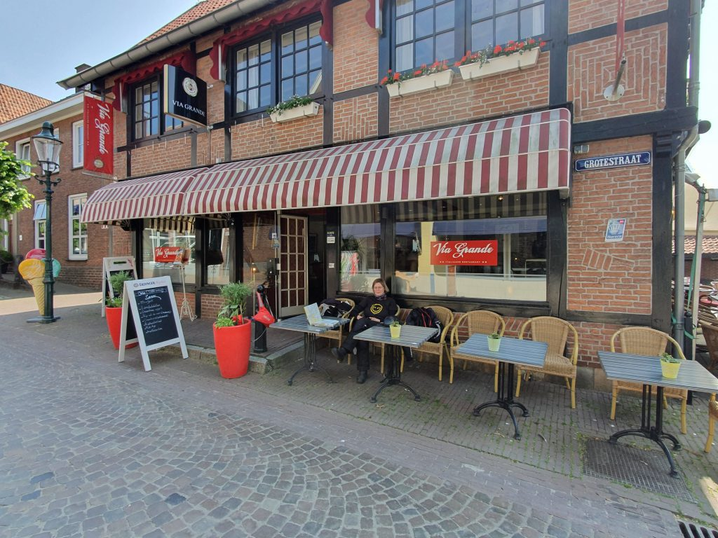 Café in Ootmarsum