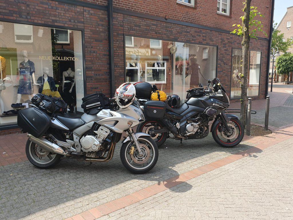 Motorräder in Alstätten