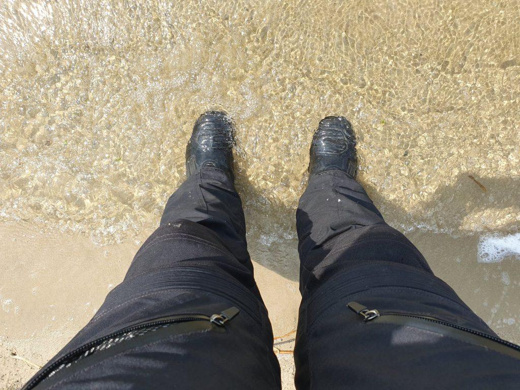 Füße im See 't Hilgelo