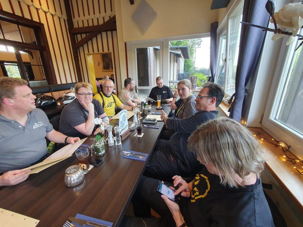 Stammtisch der Niederrhein-Stromer