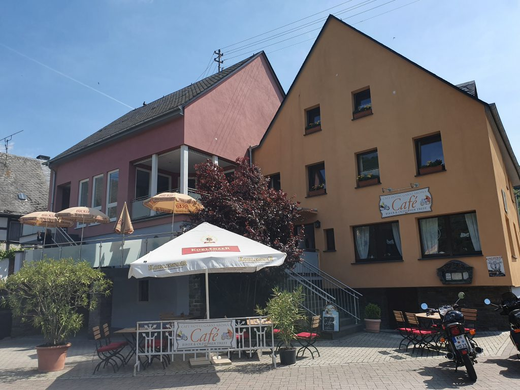 Hotel Cafe Aroma an der Mosel