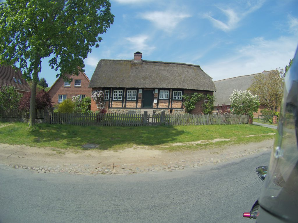 Haus am Wegesrand