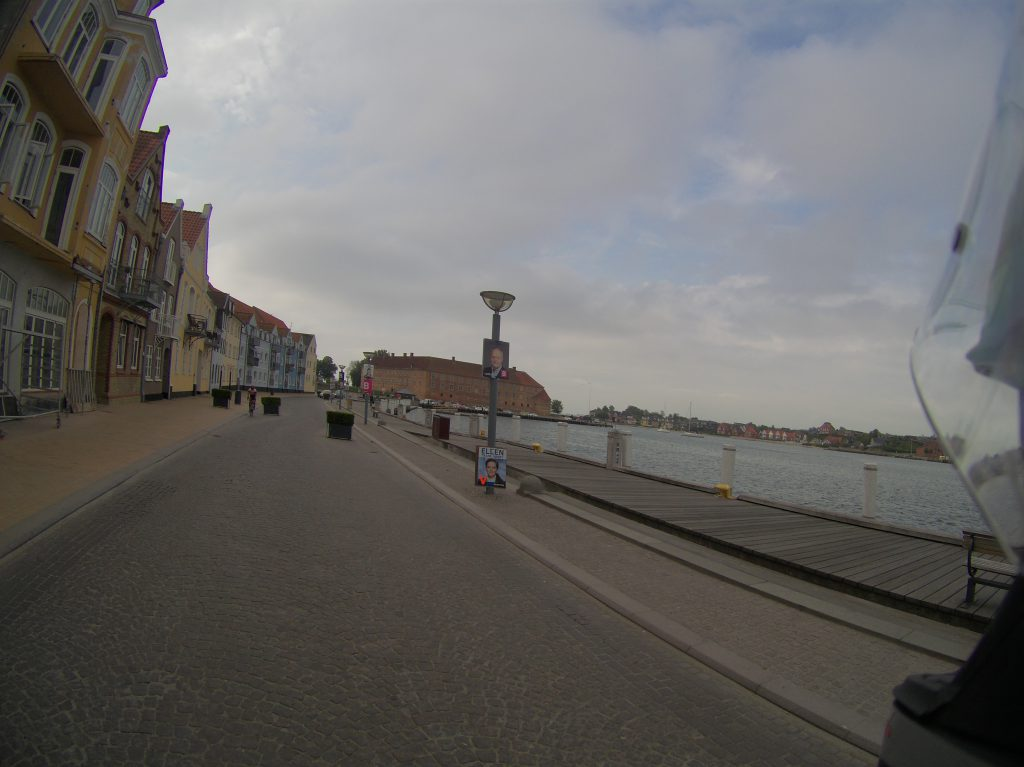 Am Wasser von Sonderborg