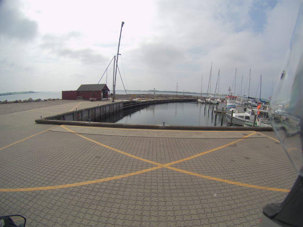 Hafen von Horuphav
