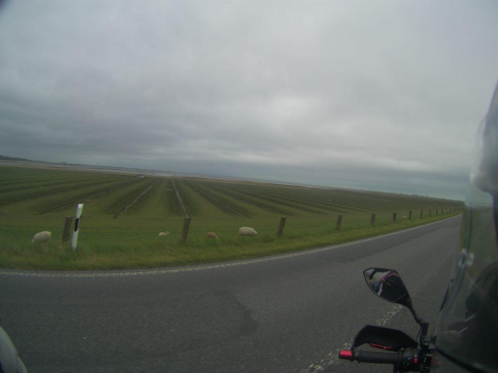 Anfahrt nach Nordstrand