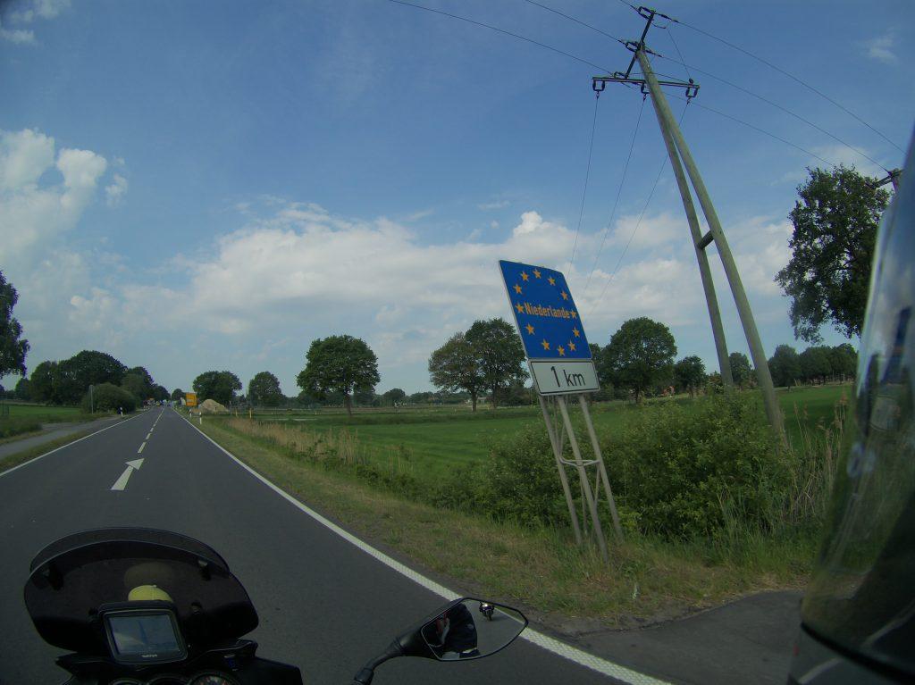 Willkommen in den Niederlanden