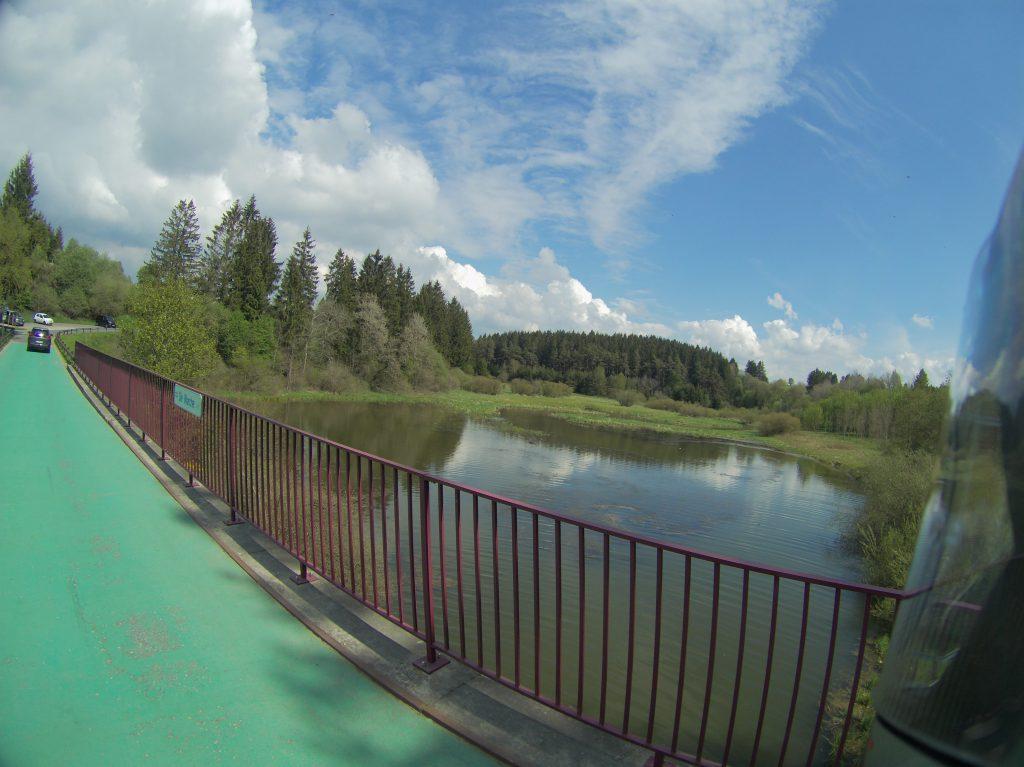 Einer der unzähligen Seen