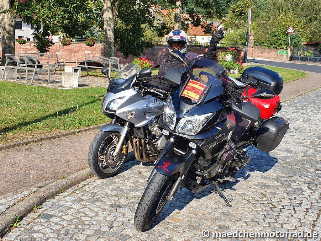 Honda und Suzuki