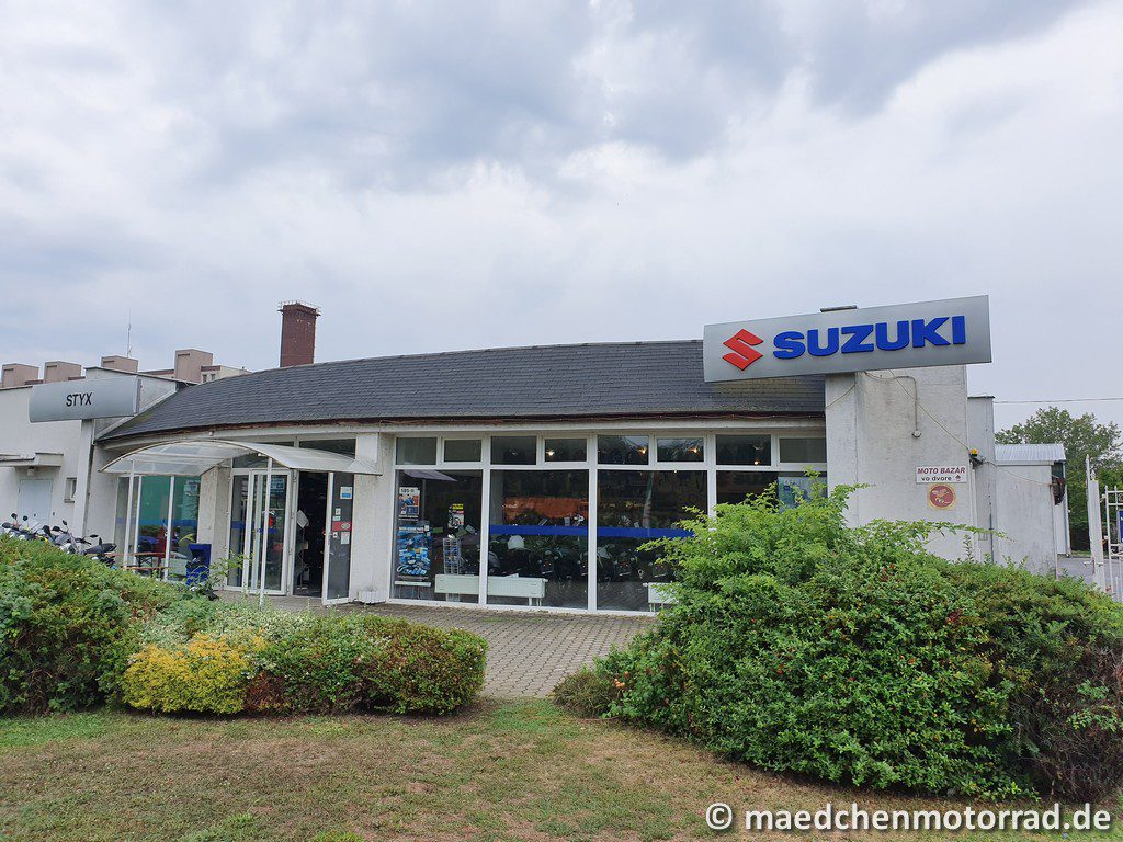 Suzuki Styx in Vladre