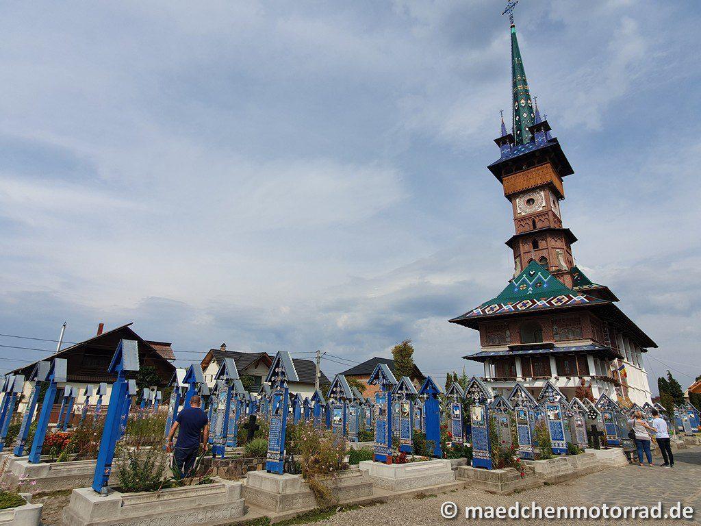 Fröhlicher Friedhof Sapanta