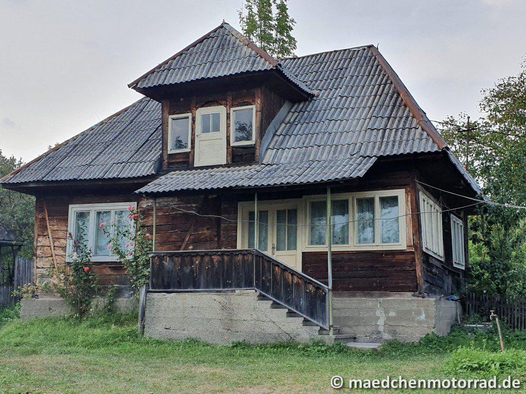 Haus in Desesti