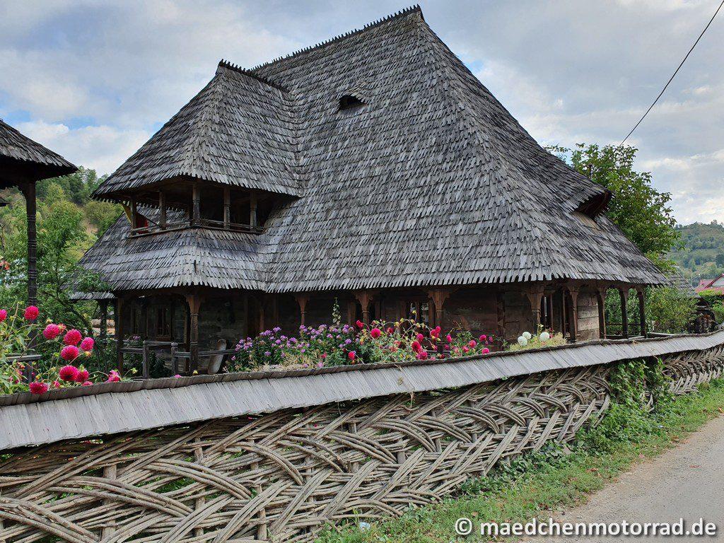 Toll erhaltenes Holzhaus