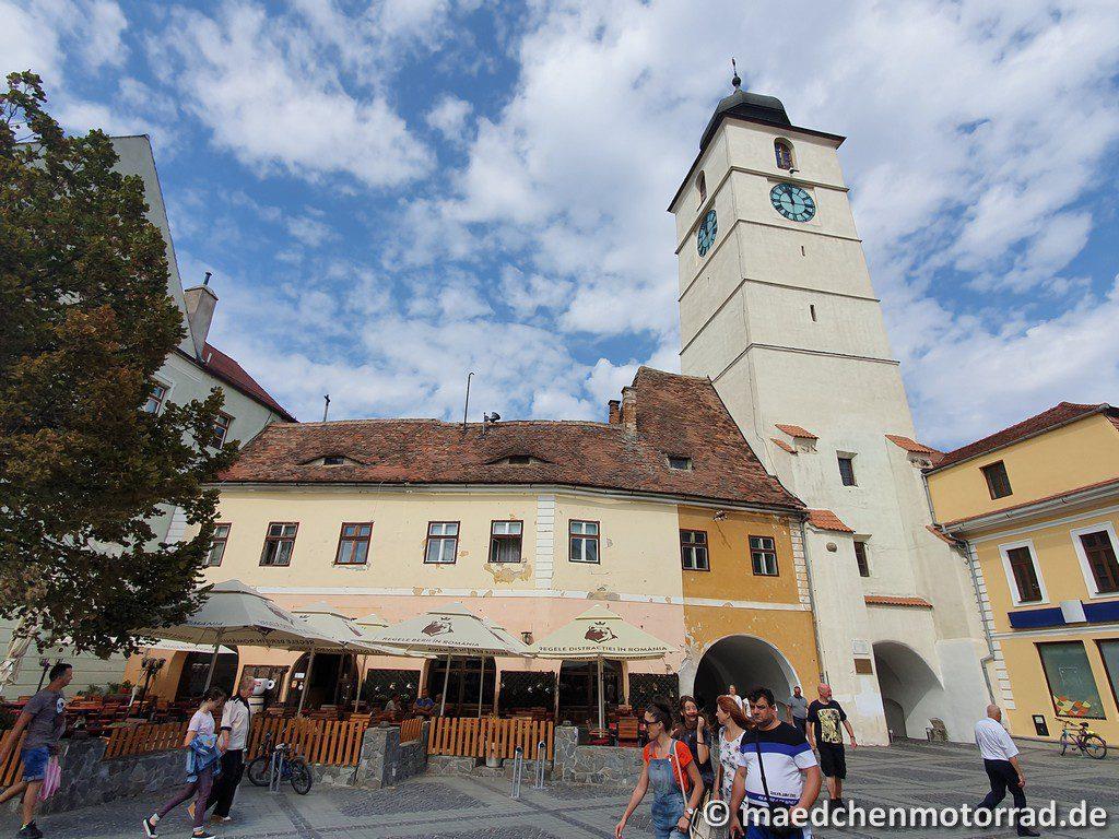 Noch mehr Sibiu, Durchgang zur Piata Mica