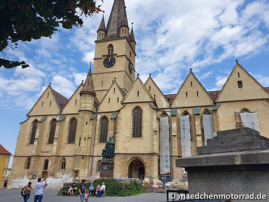 Evangelische Stadtpfarrkirche Sibiu