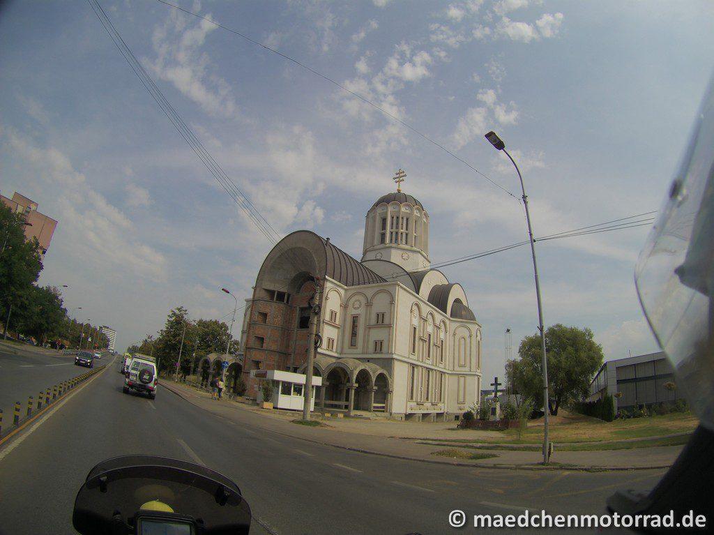 Auch in Satu Mare