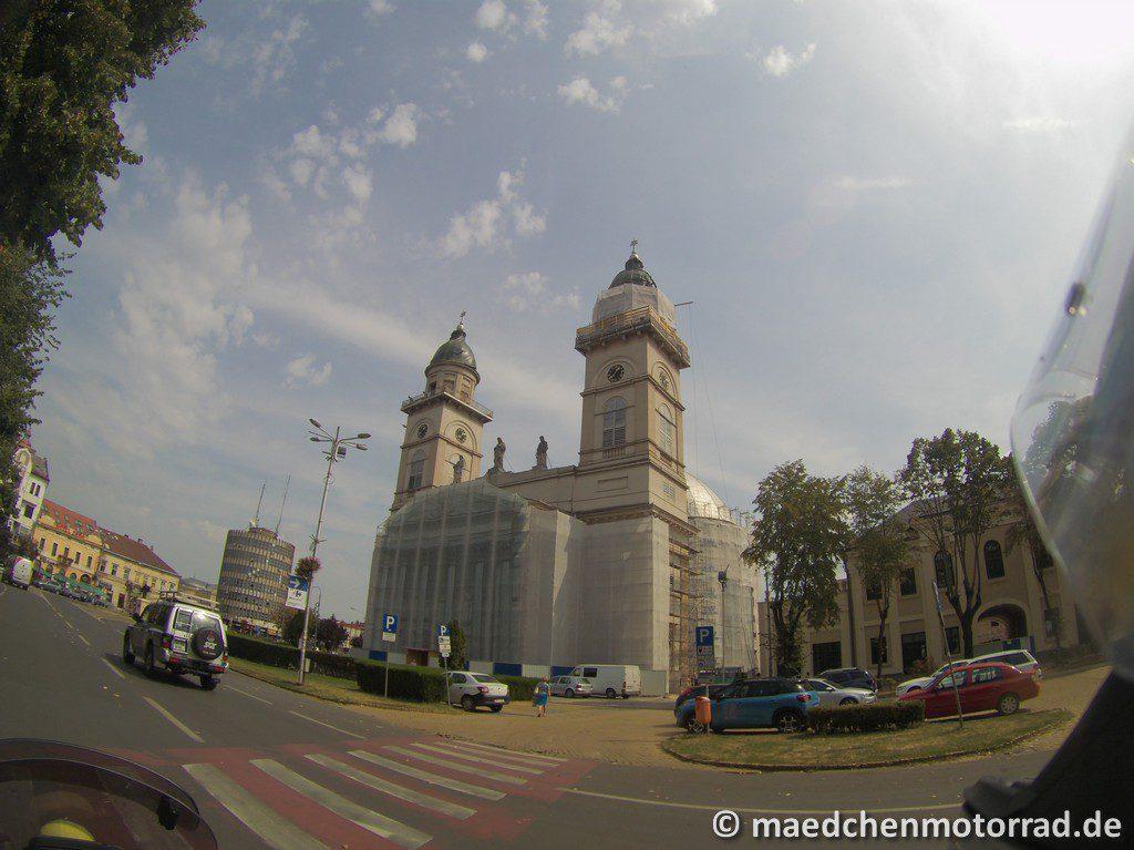 römisch-katholische Kathedrale Satu Mare