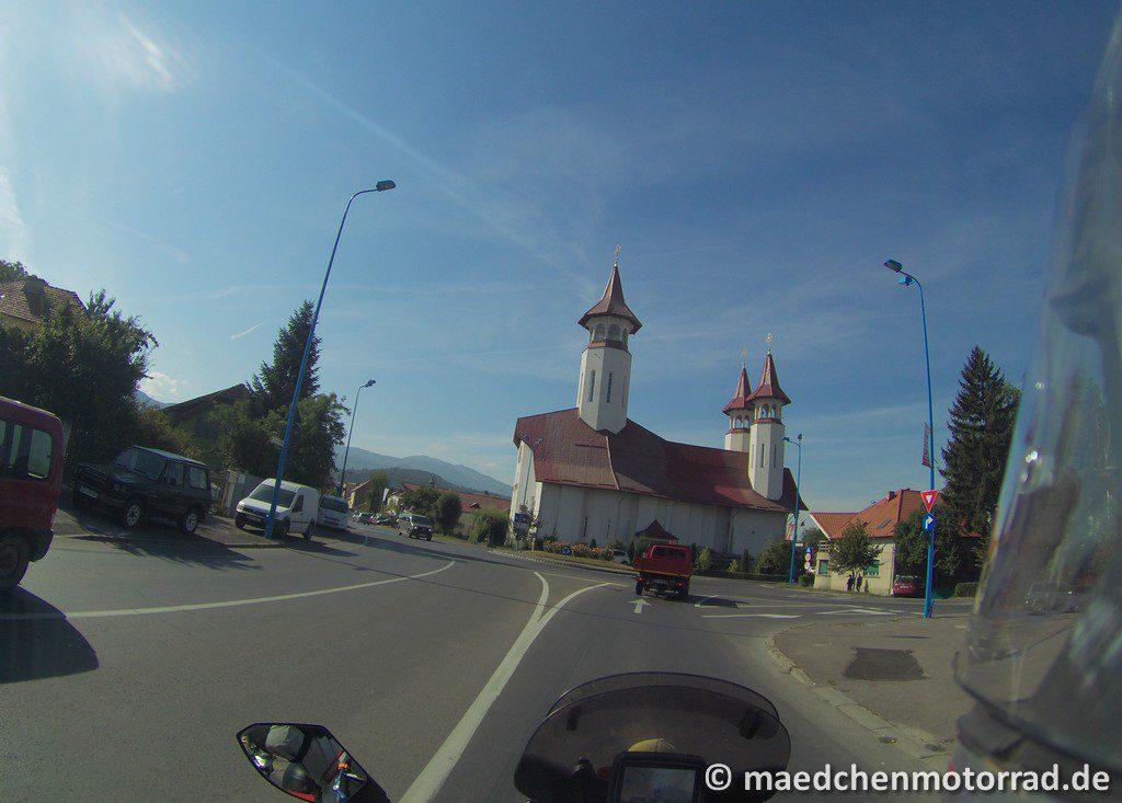Kirche am Kreisel