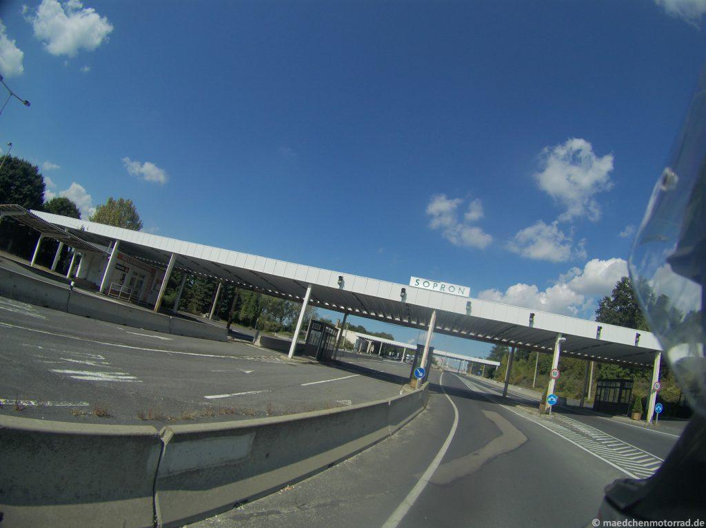 Grenzübergang Sopron (Ödenburg)
