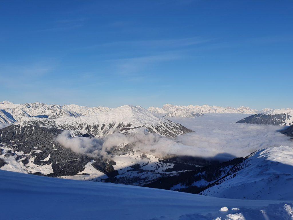 Berge im Winter - Berge im Schnee
