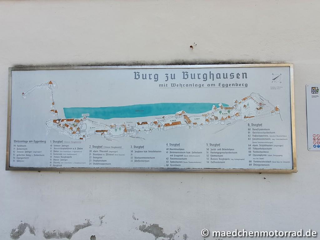 Burghausen-Schild