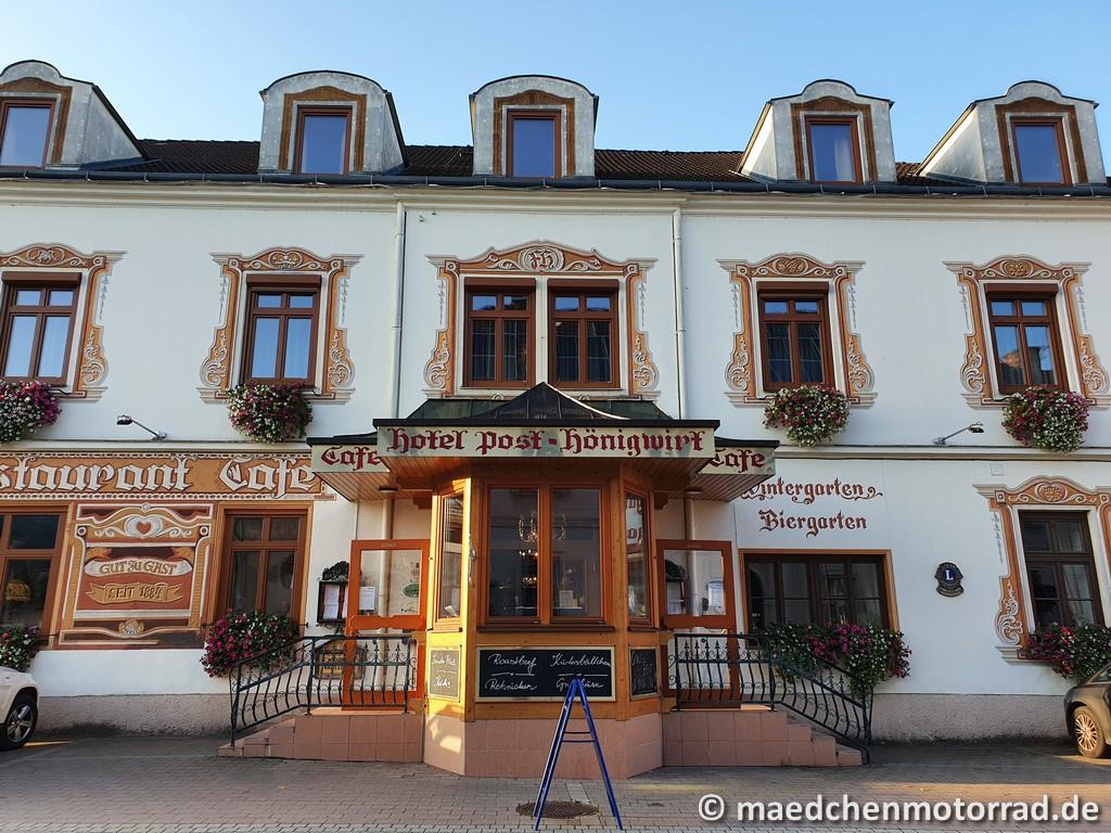 Hotel Post in Kirchschlag
