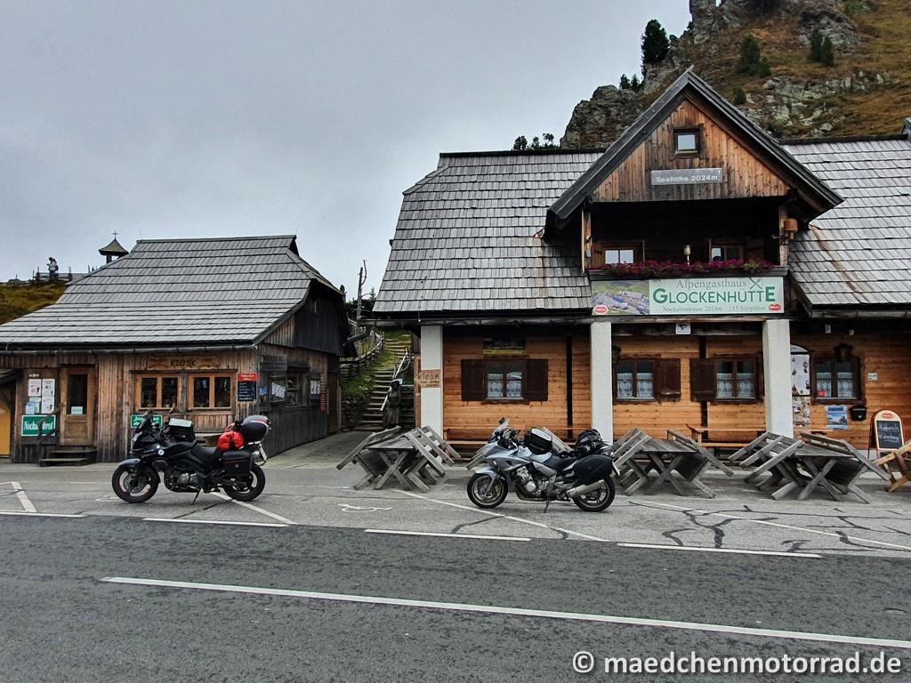 Glockenhütte - Ruhetag