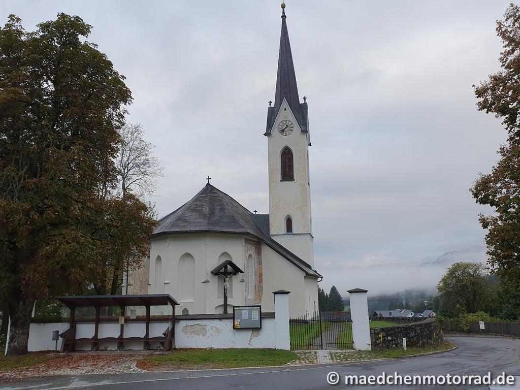 Kirche in Hermagor-Egg