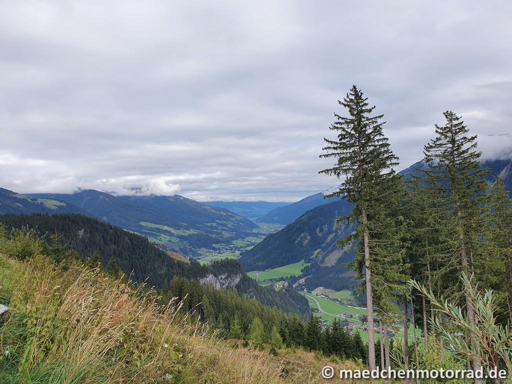 Panorama Richtung Mittersill