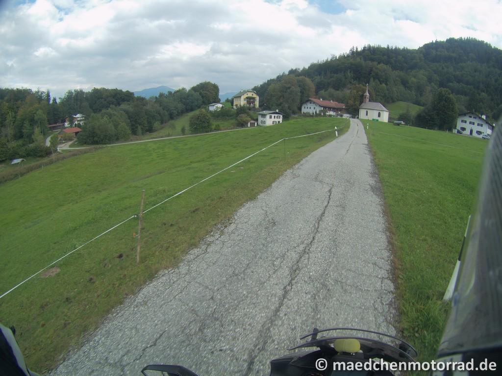 Kleinste Straße nach Zill
