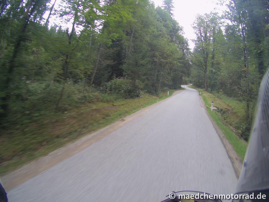 Strecke Großgmain - Grödig