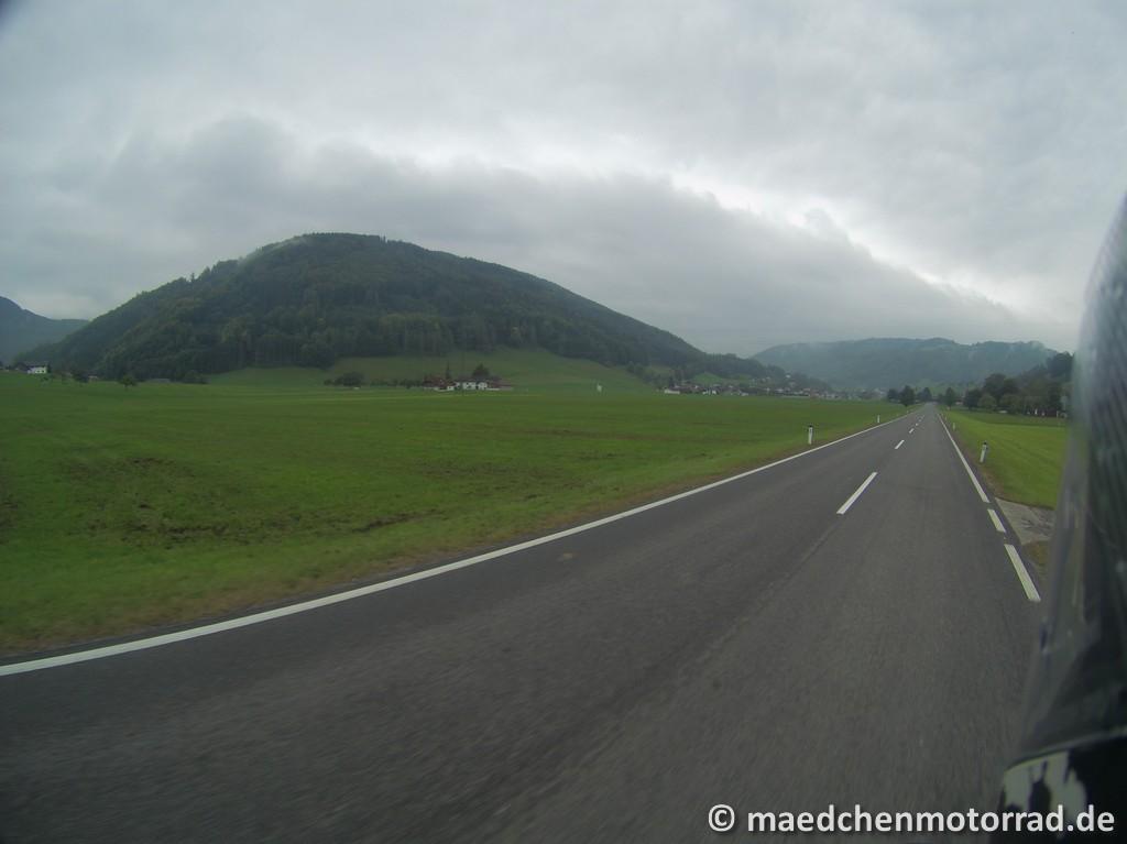 Strecke nach Steinbach