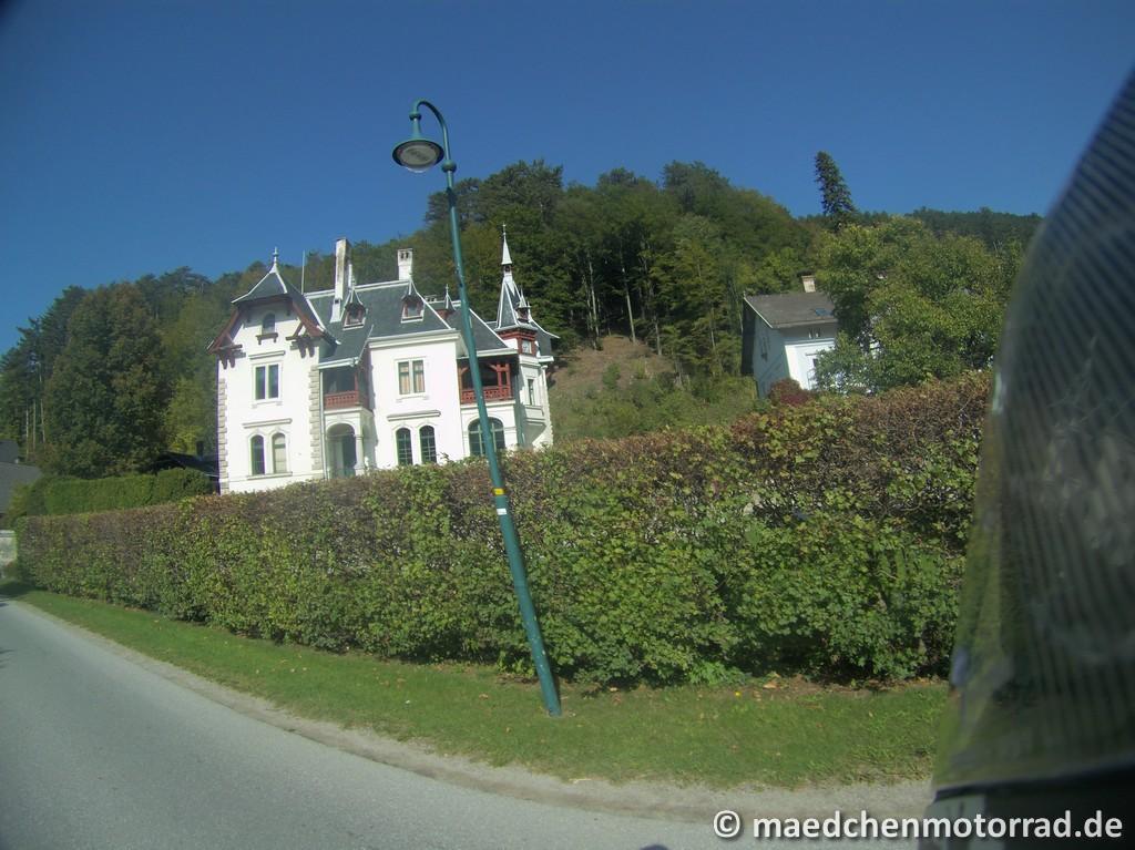 Haus in Gutenstein