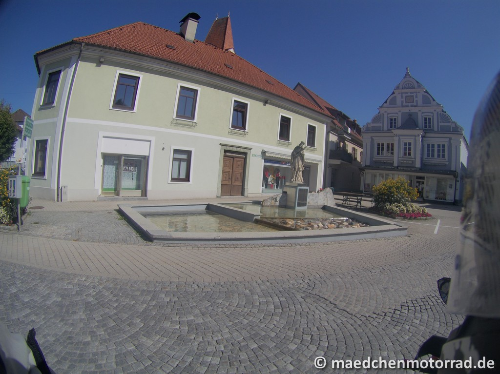 Marktplatz in Krieglach
