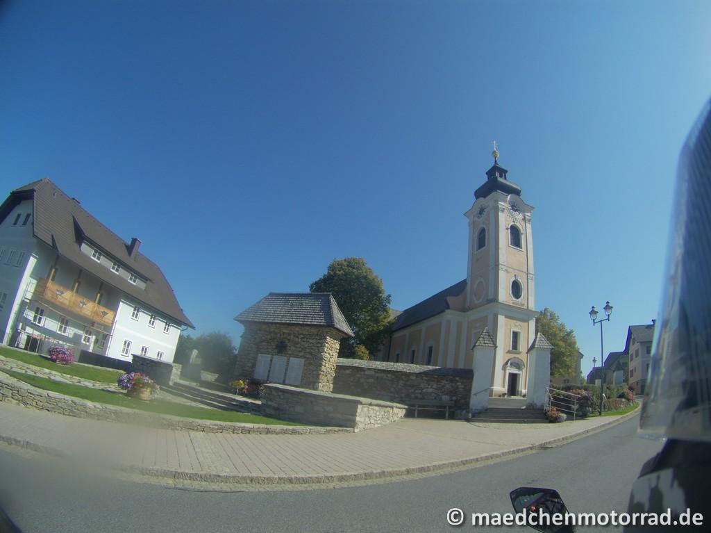 Kirche in Fischbach